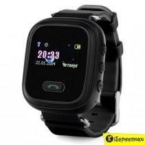 Детские умные часы Smart Baby watch Q60 Black