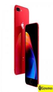 Смартфон Apple iPhone 8 Plus 64GB Red (MRT72)