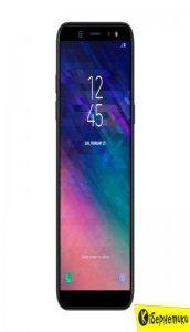 Смартфон Samsung Galaxy A6 (2018) A600 Black (SM-A600FZKN)  - купить