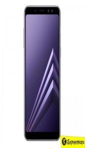 Смартфон Samsung Galaxy A8 (2018) A530 Orchid Grey (SM-A530FZVDSEK)  - купить