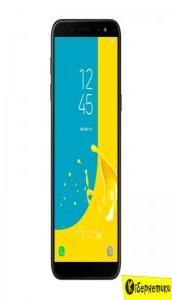 Смартфон Samsung Galaxy J6 2018 Black (SM-J600FZKDSEK)  - купить