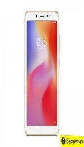 Смартфон Xiaomi Redmi 6 3/64GB Gold (N)  - купить
