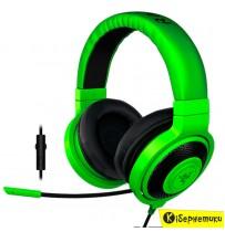 Наушники игровые RAZER Kraken Pro 2015 Green (RZ04-01380200-R3M1)