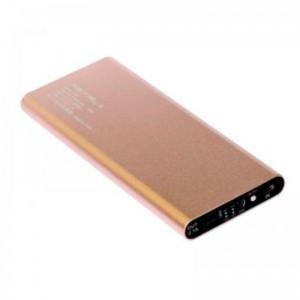 Внешний аккумулятор (Power Bank) ASPOR Power Bank A383 10000 mAh Gold