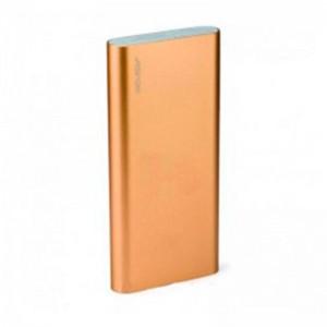 Внешний аккумулятор (Power Bank) ASPOR Power Bank A383 10000 mAh Gold  - купить