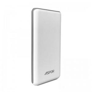 Аккумулятор портативный PowerBank Aspor 16000 mAh A327 Белый  - купить