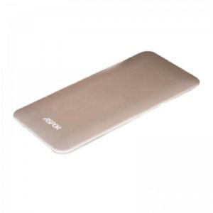 Аккумулятор портативный PowerBank Aspor 5000 mAh A337 Ultrathin золотой  - купить