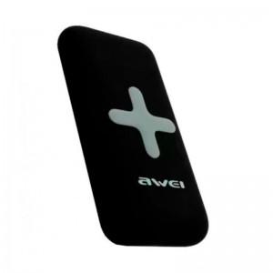 Внешний аккумулятор (Power Bank) Awei P98k 7000mAh Black  - купить