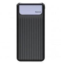 Аккумулятор портативный PowerBank Baseus Thin Digital QC3.0 10000 mAh (black)