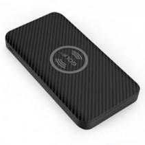 Аккумулятор портативный PowerBank Golf 5000mAh W3 черный (беспродной заряд)