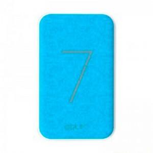 Внешний аккумулятор (Power Bank) Golf G25 7000 mAh Blue  - купить