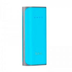 Внешний аккумулятор (Power Bank) Hoco B21 5200 mAh Blue  - купить