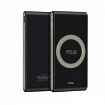 Внешний аккумулятор (Power Bank) Hoco B32 Energetic Wireless 8000 mAh Black