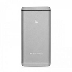 Внешний аккумулятор (Power Bank) Hoco UPB03 6000 mAh Grey  - купить