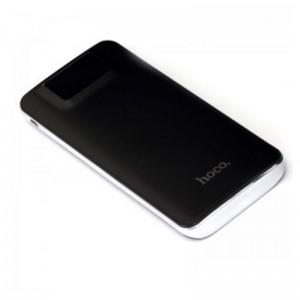 Внешний аккумулятор (Power Bank) Hoco UPB05 LCD 10000 mAh Black  - купить