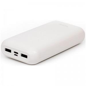 Внешний аккумулятор (Power Bank) Nomi L200 20000mAh White