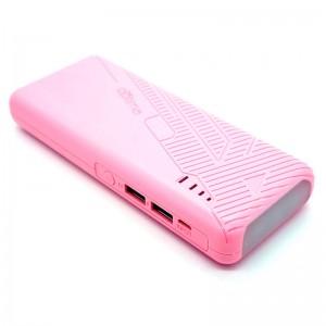 Optima OPB-10 PowerBank 10000mAh Pink