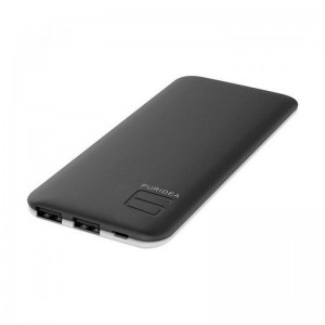 Внешний аккумулятор (Power Bank) Puridea S4 6600mAh Li-Pol Black/White (S4-Black White)