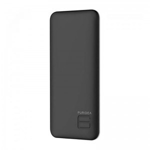 Внешний аккумулятор (Power Bank) Puridea S4 6600mAh Li-Pol Black/White (S4-Black White)  - купить