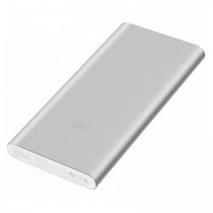 Внешний аккумулятор (Power Bank) Xiaomi Mi Power Bank 2 10000 mAh Silver (VXN4182CN)