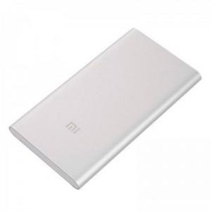 Внешний аккумулятор (Power Bank) Xiaomi Mi Power Bank 2 5000mAh Silver (PLM10ZM)  - купить