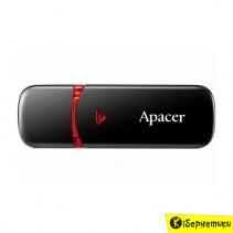 Флешка Apacer 16 GB AH333 Black USB 2.0 (AP16GAH333B-1)