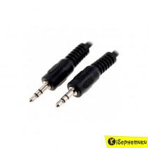 Аудио-кабель Gembird 3.5мм/3.5мм  1.2м