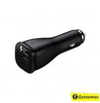 Автомобильное зарядное устройство Samsung EP-LN915UBEGRU microUSB (2000 mAh / 5V)