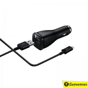 Автомобильное зарядное устройство Samsung EP-LN915CBEGRU Type-C (2000 mAh / 5V)