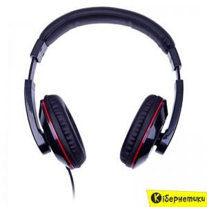 Наушники Ergo VD-290 Black  - купить