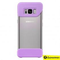 Чехол Samsung 2 Piece Cover для  Galaxy S8+ EF-MG955CEEGRU Purple & Purple
