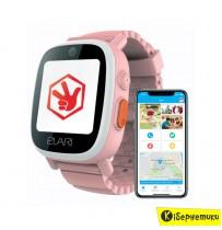 Детские часы-телефон с GPS/LBS/WIFI трекером ELARI FT-301 FIXITIME 3 Pink (ELFIT3PNK)