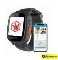 Детские часы-телефон с GPS/LBS/WIFI трекером ELARI FT-301 FIXITIME 3 Black (ELFIT3BLK)