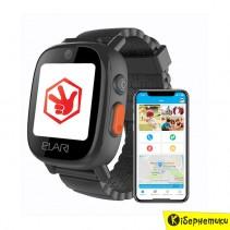 Детские часы-телефон с GPS/LBS/WIFI трекером ELARI FT-301 FIXITIME 3 Black ELFIT3BLK(S/N)