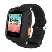 Детские часы Elari KidPhone 3G Black с GPS-трекером и видеозвонками KP-3GB(S/N)