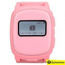 Детские часы Nomi Watch W1 Pink