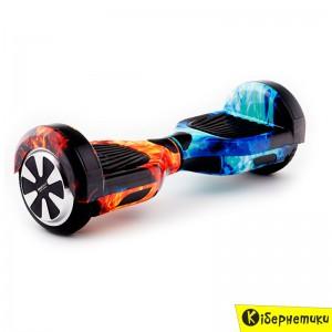 Гироборд SmartWay Base 6.5' Ice & Fire  - купить