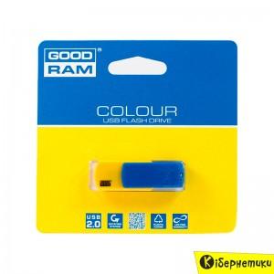 Флешка GOODRAM 8 GB Colour UKRAINE PD8GH2GRCOBYR9