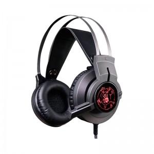 Навушники ігрові Bloody G430 Black  - купить