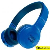 Наушники беспроводные JBL E45BT Blue (JBLE45BTBLU)