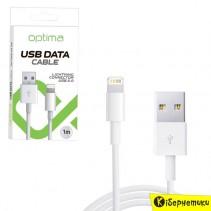 Кабель USB Optima Lightning