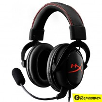 Наушники игровые Kingston HyperX Cloud Core Black