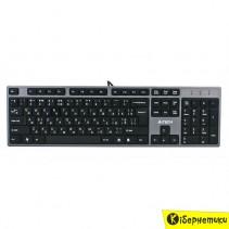 Клавиатура A4-tech KD-300 Gray