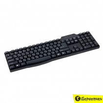 Клавіатура Maxxter KB-111-U Black