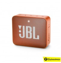 Колонка JBL GO 2 Coral Orange (JBLGO2ORANG)