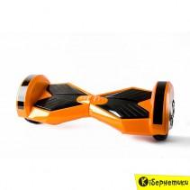 Гироборд SmartWay Lambo 8' digital Оранжевый