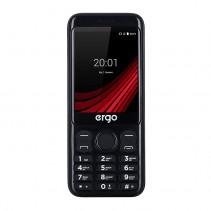 Мобильный телефон ERGO F181 Step Dual Sim Вlack