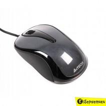 Мышь A4Tech N-360-1 Gray