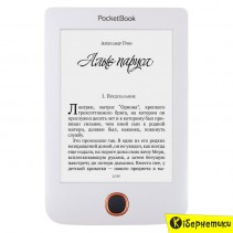 Электронная книга PocketBook 614 Basic3 White (PB614-2-D-CIS)