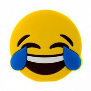 """Power bank Emoji """"Радость до слез"""" 15000mAh  - купить"""